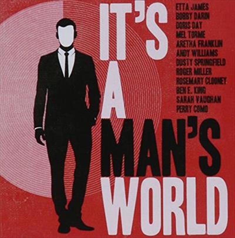 It's A Man's World   CD