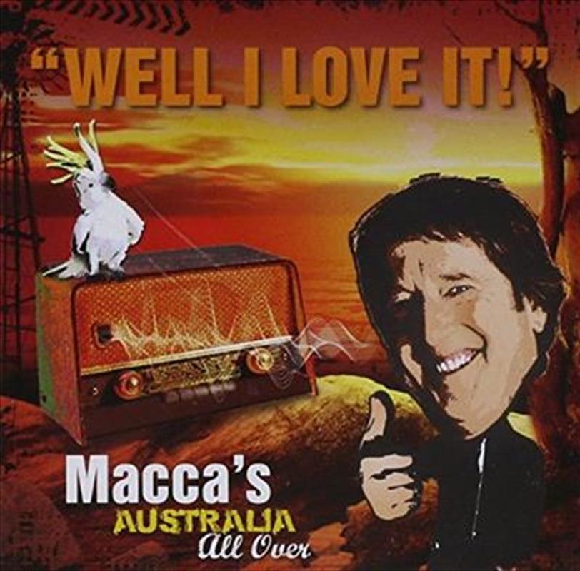 Macca- Well I Love It | CD