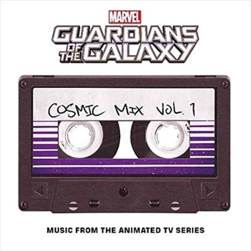 Marvel's Guardians Of The Galaxy- Cosmic Mix Vol. 1 | CD