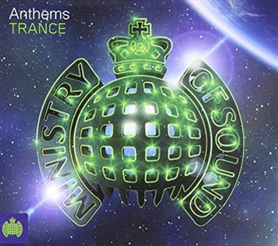 Fitness Dvd Ministry Of Sound: Ministry Of Sound Anthems- Trance Compilation, CD