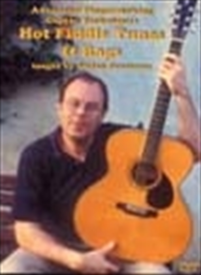 Hot Fiddle Tunes And Rags | DVD