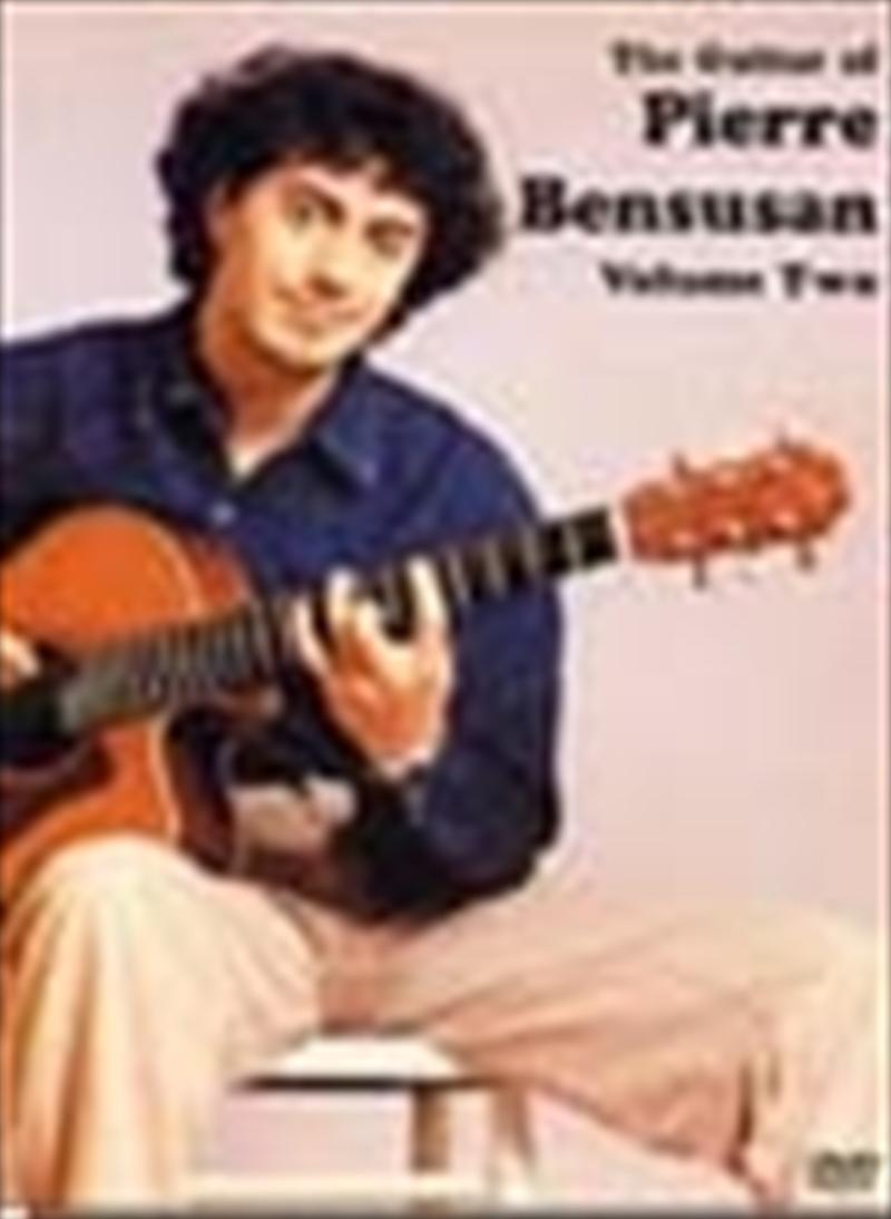 Guitar Of Pierre Bensusan Vol 2 | DVD