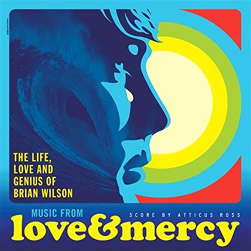 Music From Love and Mercy | CD