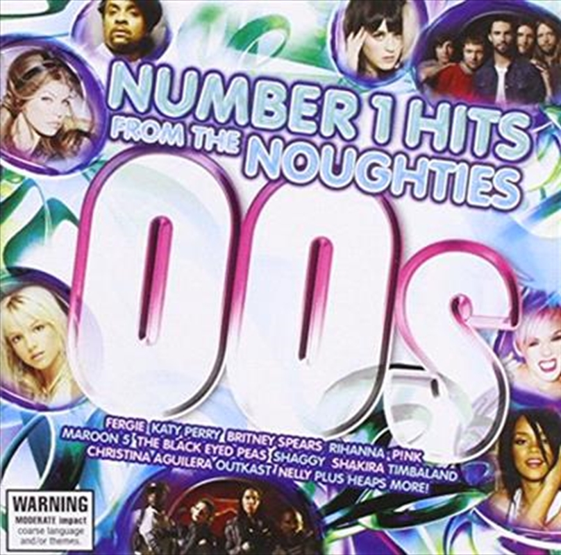 Number 1 Hits From The Noughties | CD