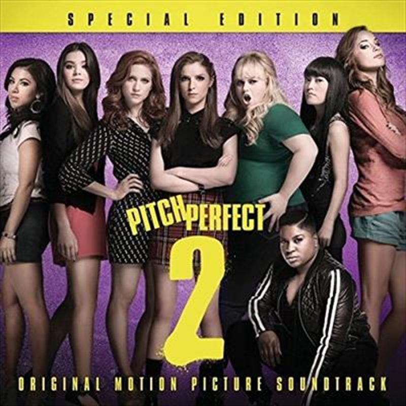 Pitch Perfect 2 - Special Edition | CD