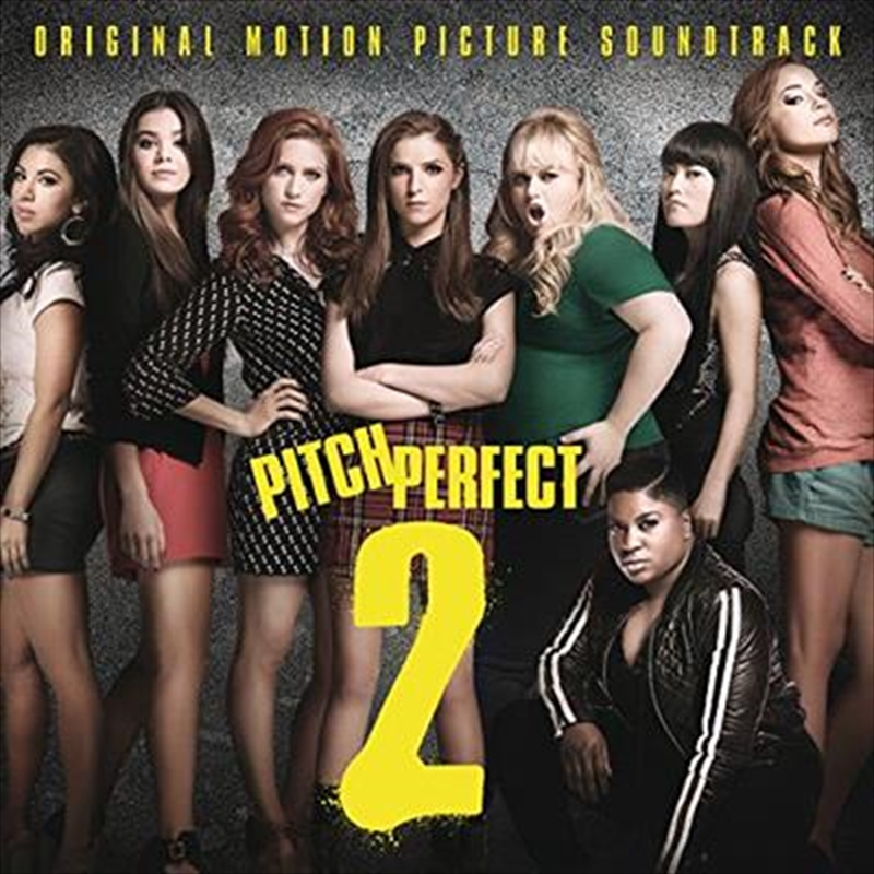 Pitch Perfect 2 | CD