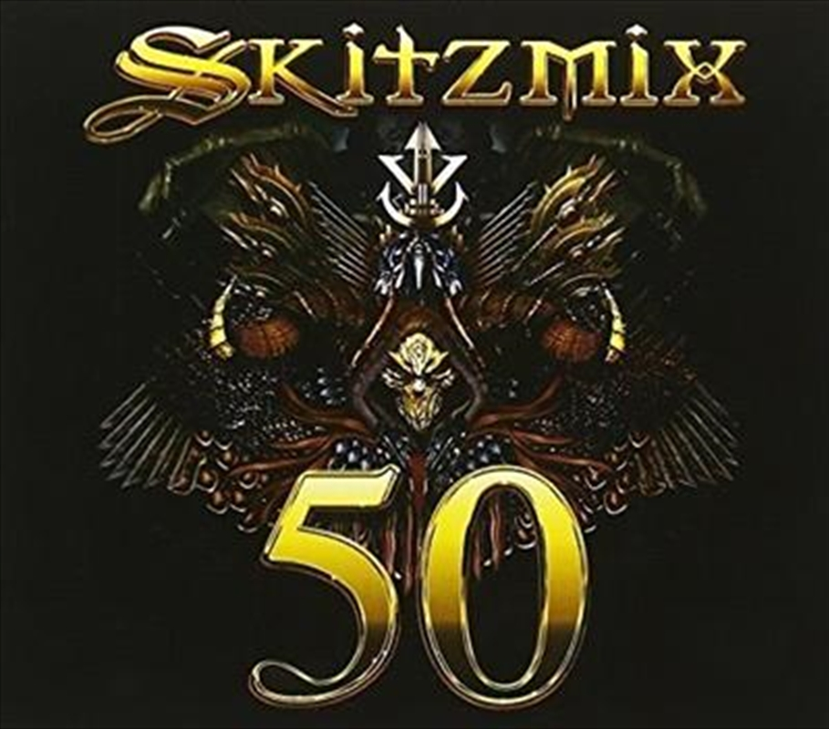 Skitz Mix 50 | CD/DVD