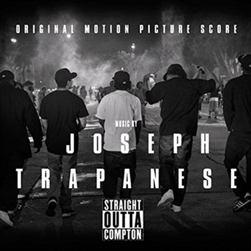 Straight Outta Compton (score) | CD