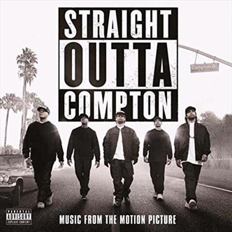 Straight Outta Compton Ost | CD