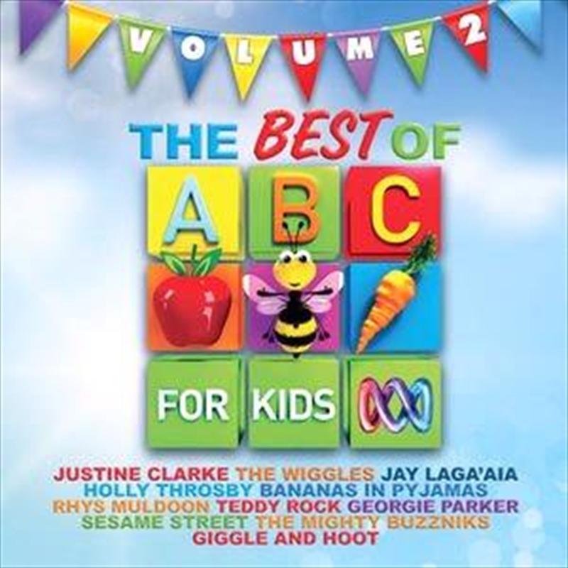 Best Of Abc For Kids Vol 2 Childrens, CD
