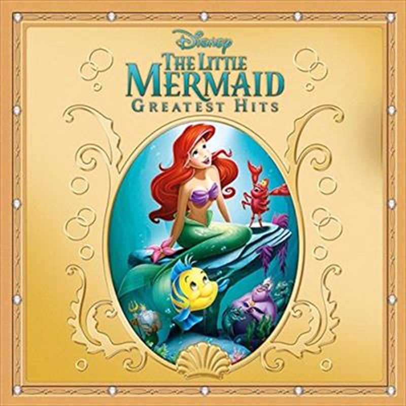 Little Mermaid Greatest Hits, The | CD