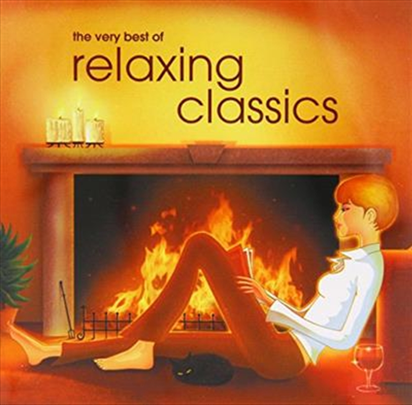 Very Best Of Relaxing Classics, The | CD