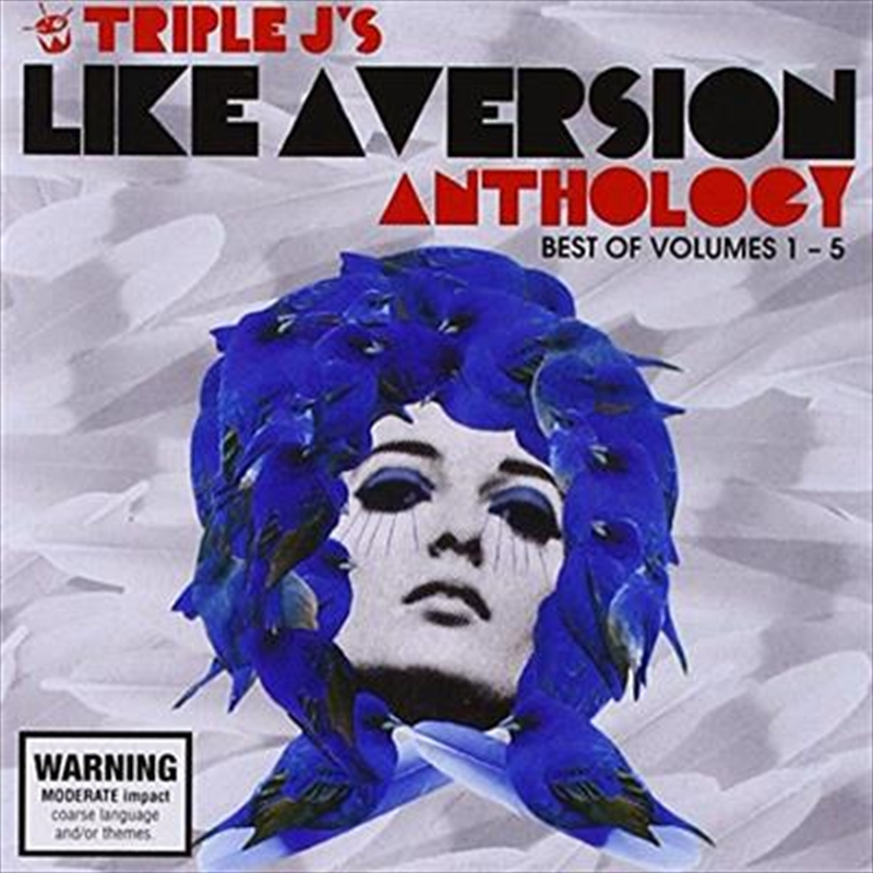 Triple J Like A Version Anthology - Best Of Volumes 1-5 | CD