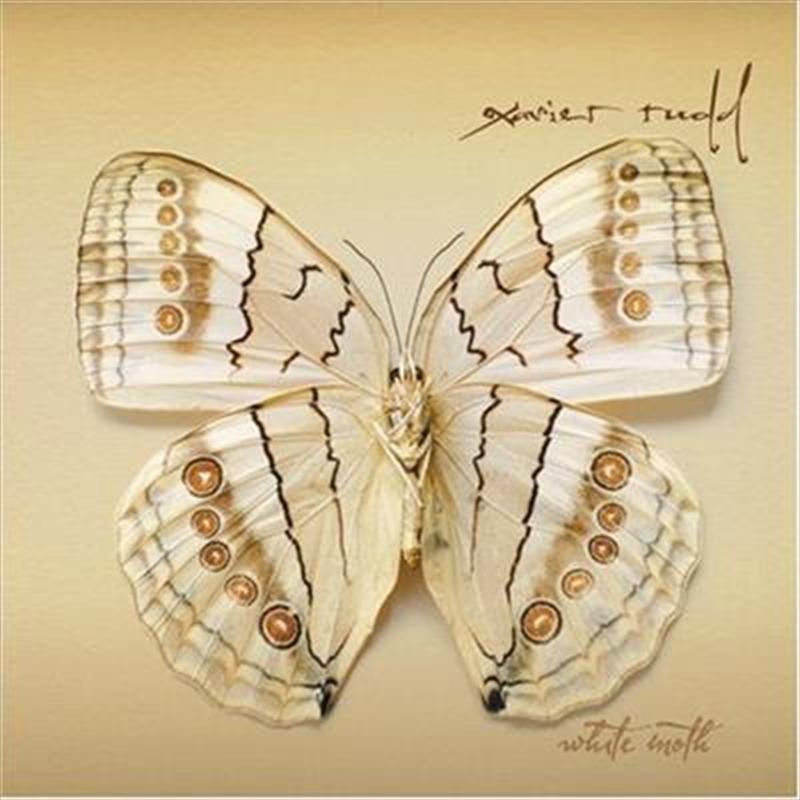 White Moth   CD