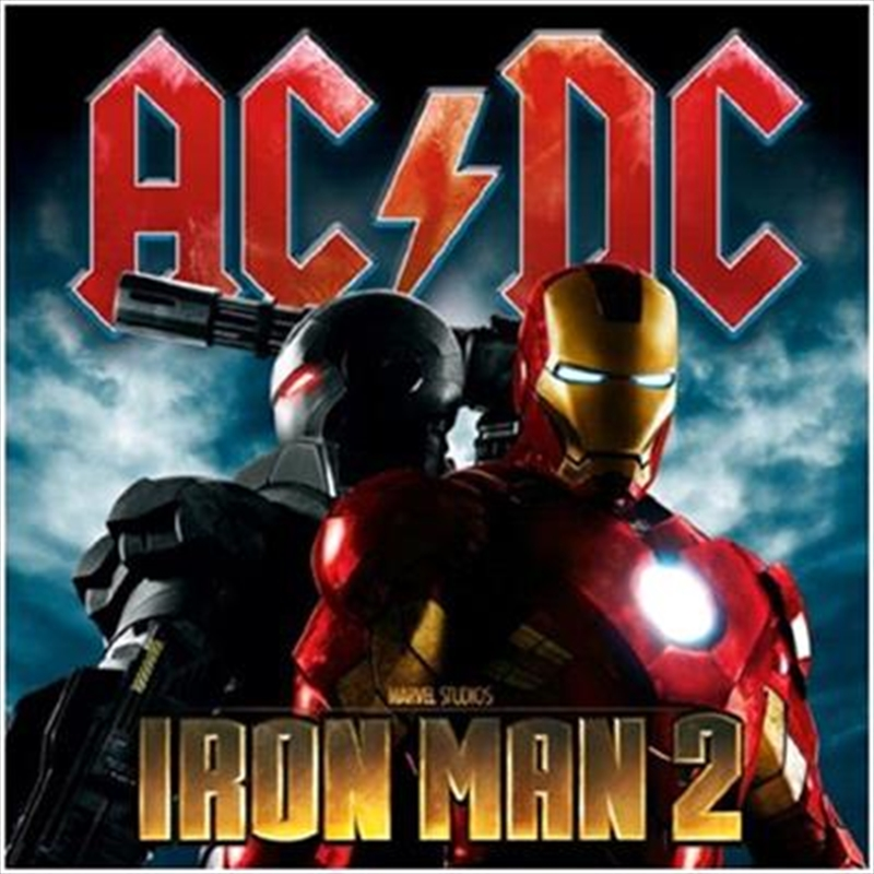 Iron Man 2 | CD