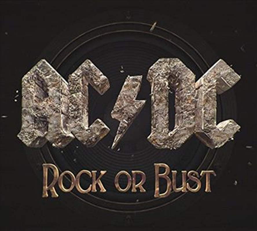 Rock Or Bust | CD