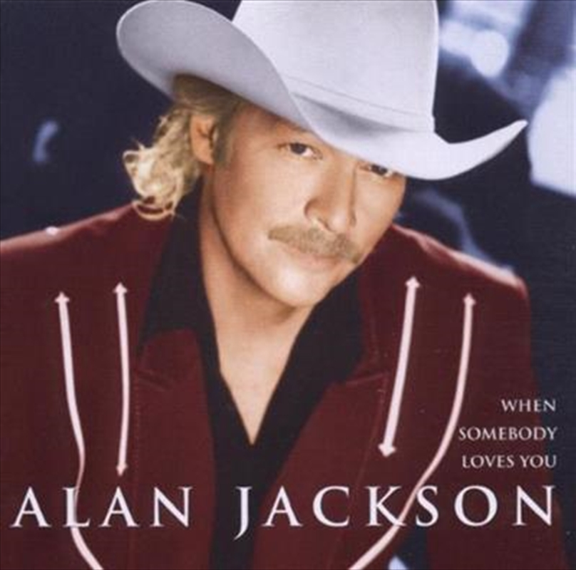 When Somebody Loves You | CD