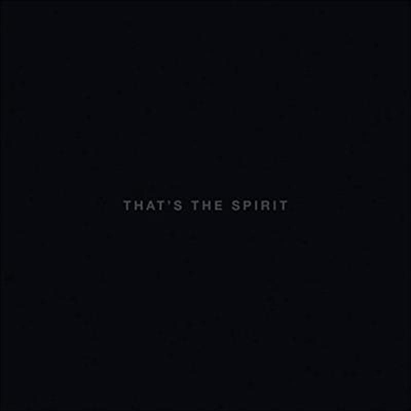That's The Spirit | Vinyl
