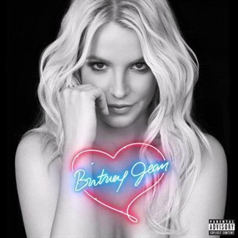 Britney Jean | CD