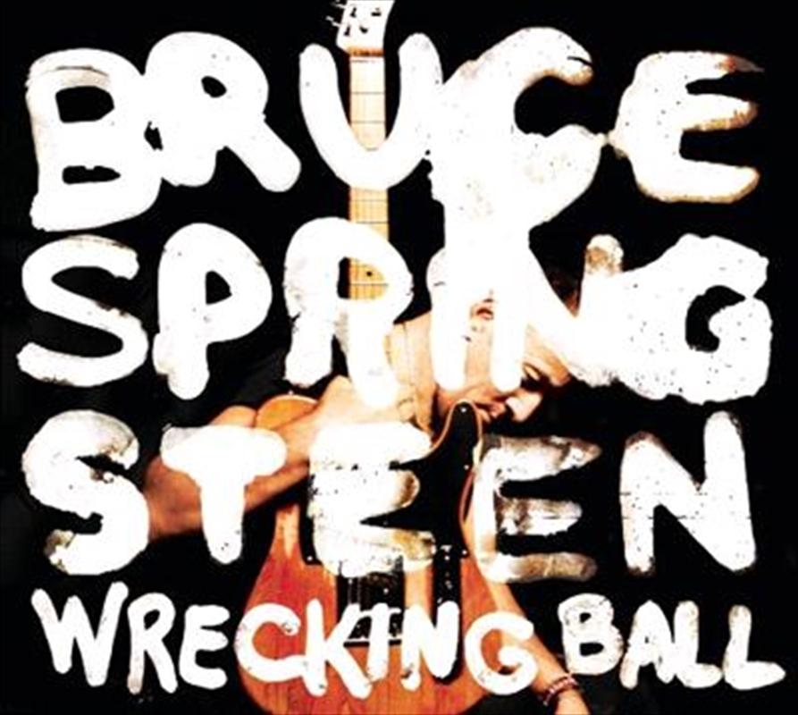 Wrecking Ball | CD