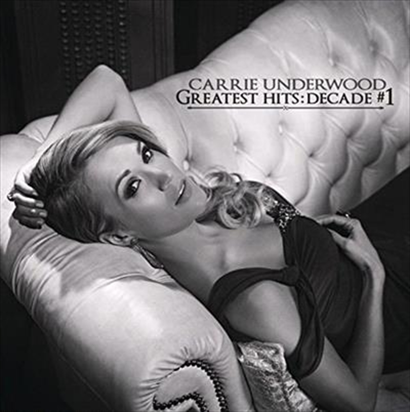 Greatest Hits- Decade #1 | CD