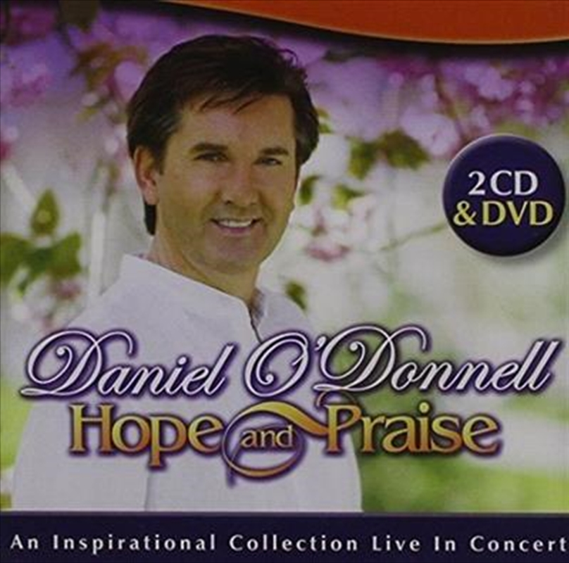 Hope and Praise | CD/DVD