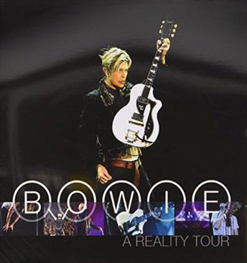 A Reality Tour   CD