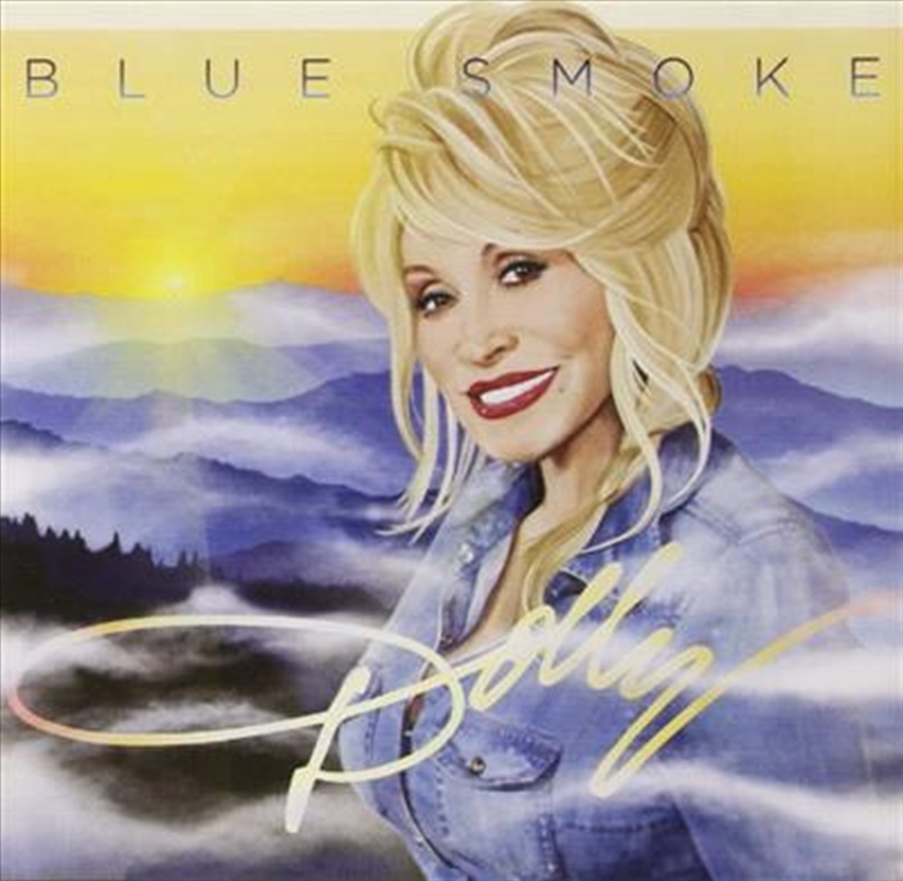 Blue Smoke | CD