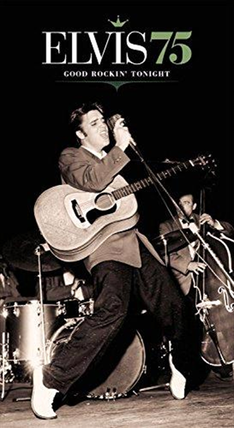 Elvis 75 - Good Rockin' Tonight | CD