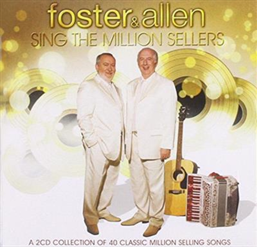 Sing The Million Sellers | CD