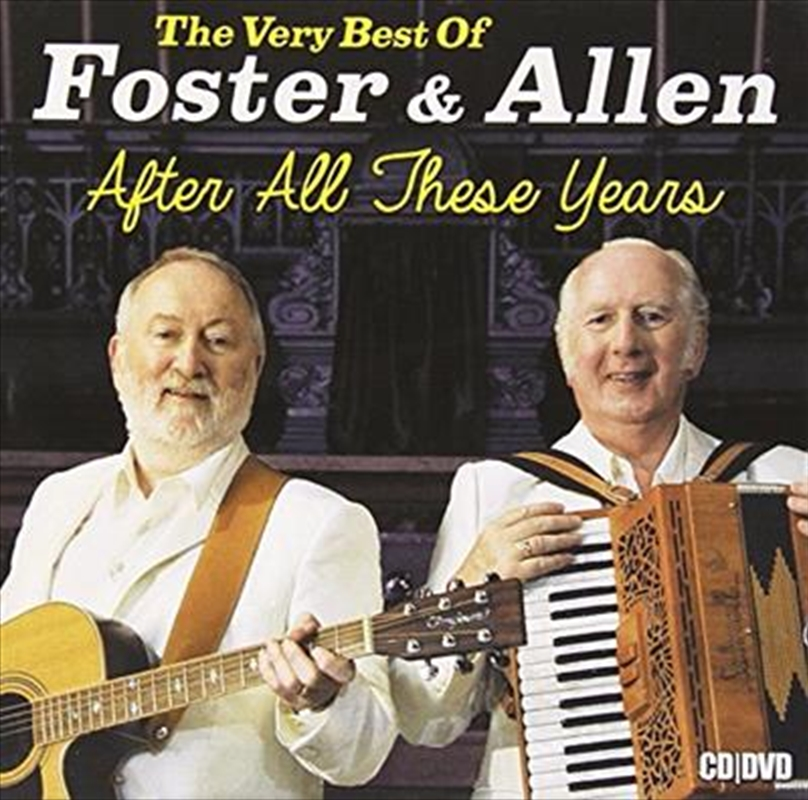 After All These Years - The Very Best Of | CD