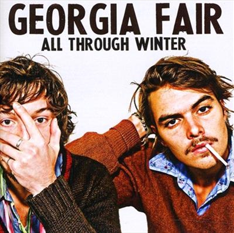 All Through Winter | CD