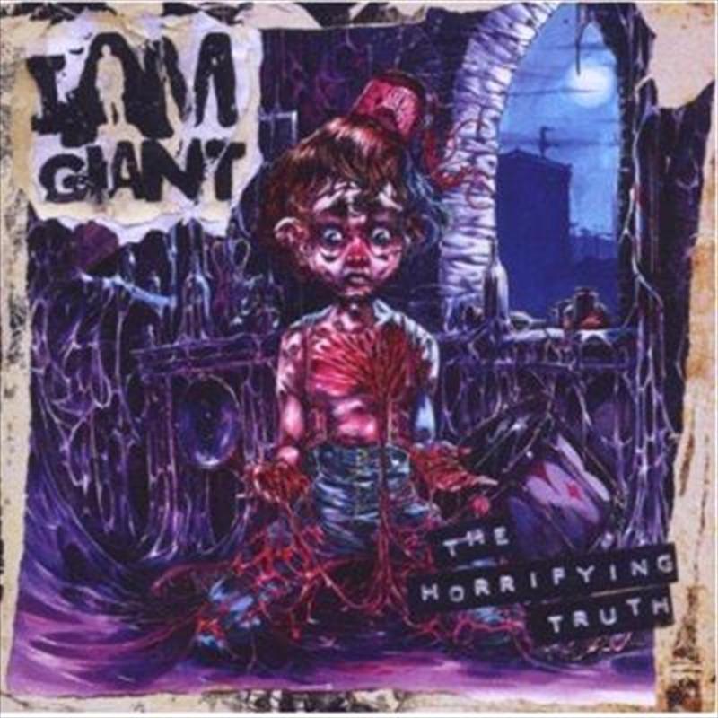 Horrifying Truth, The   CD
