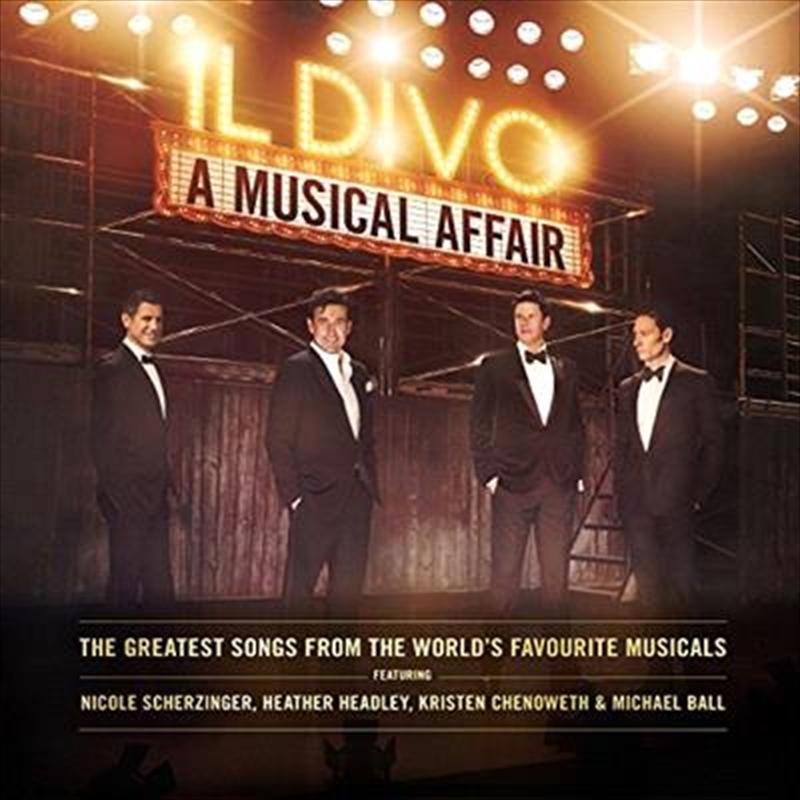 A Musical Affair   CD