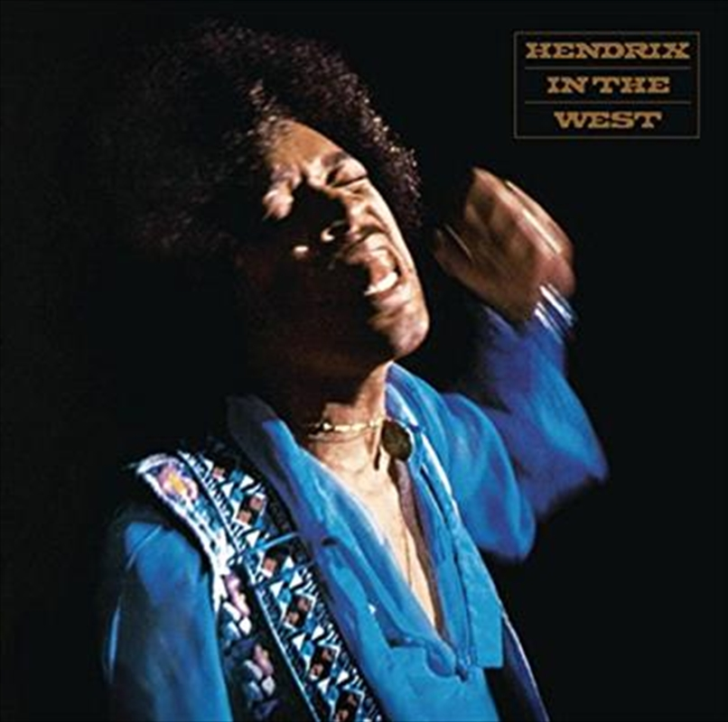 Hendrix In The West | CD