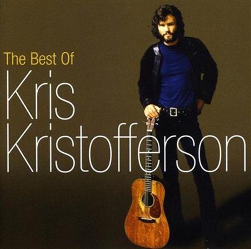 Best Of Kris Kristofferson | CD