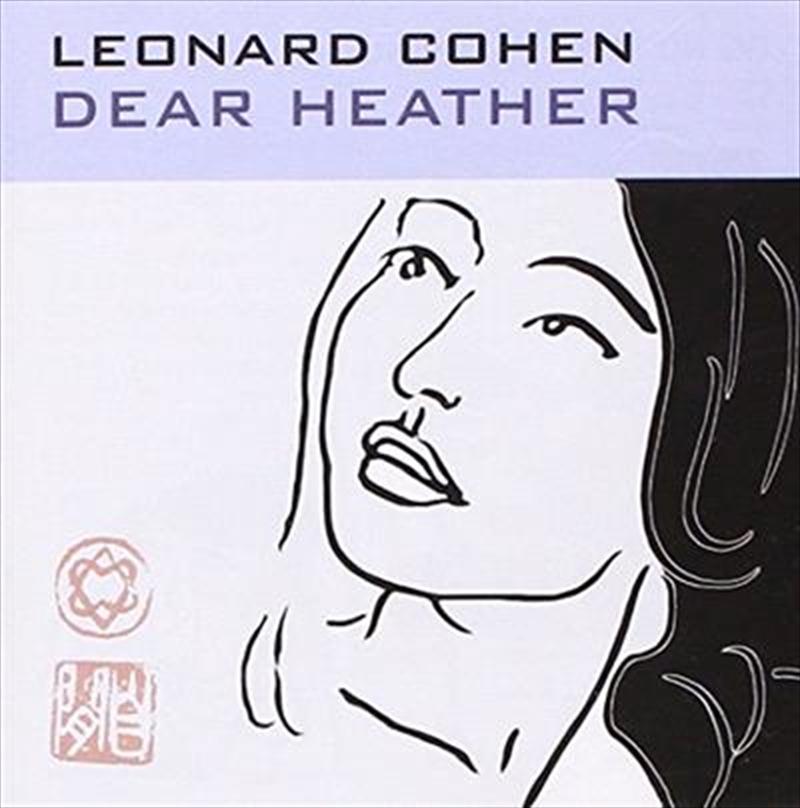 Dear Heather | CD
