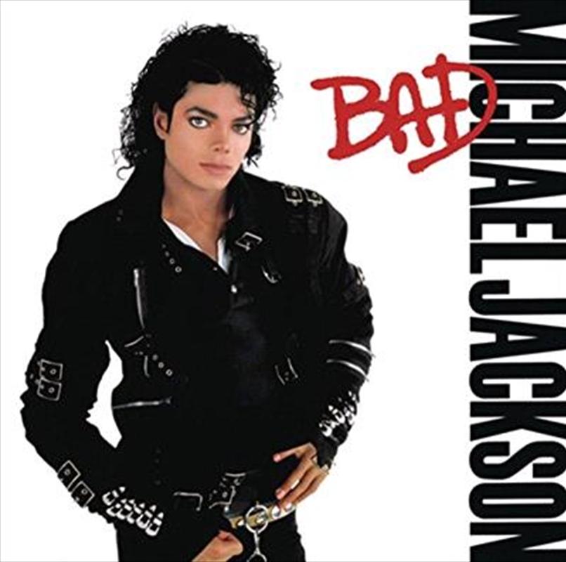 Bad | CD