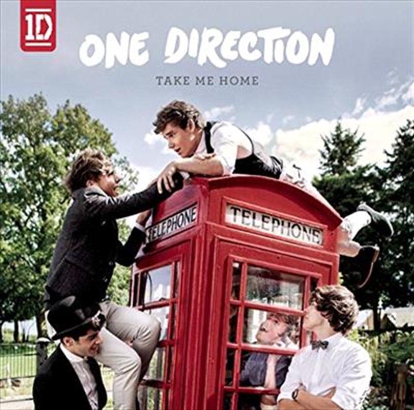 Take Me Home | CD