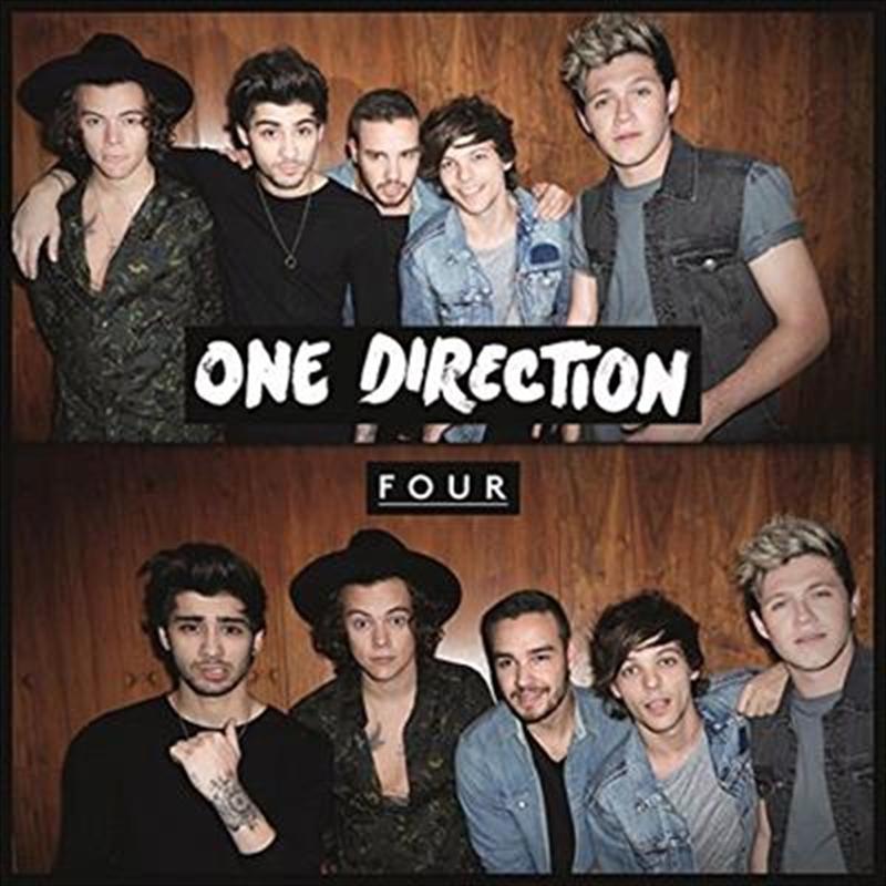Four   Vinyl