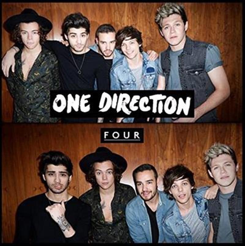 Four | CD