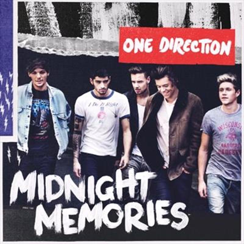 Midnight Memories | CD