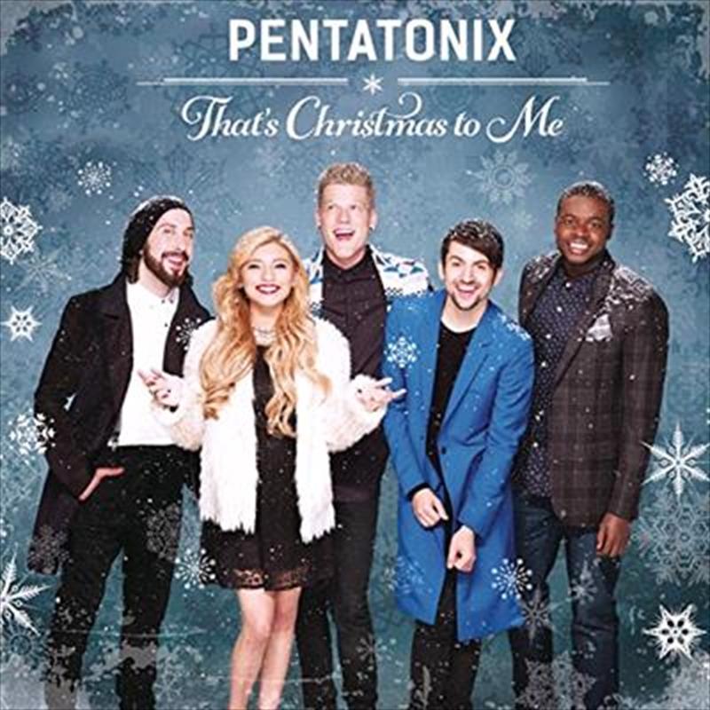 That's Christmas To Me | CD