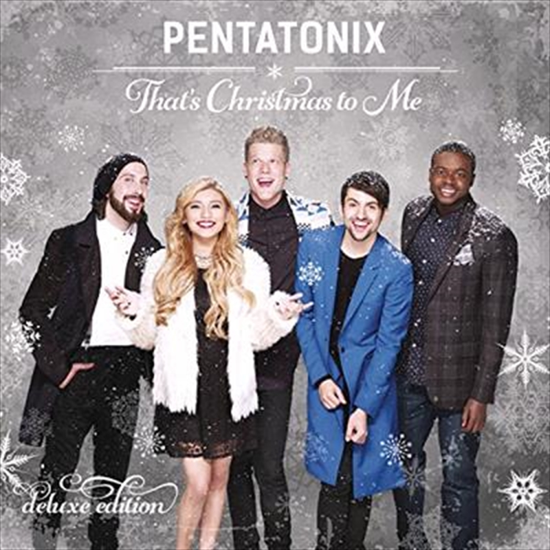 That's Christmas To Me (Deluxe Edition) | CD
