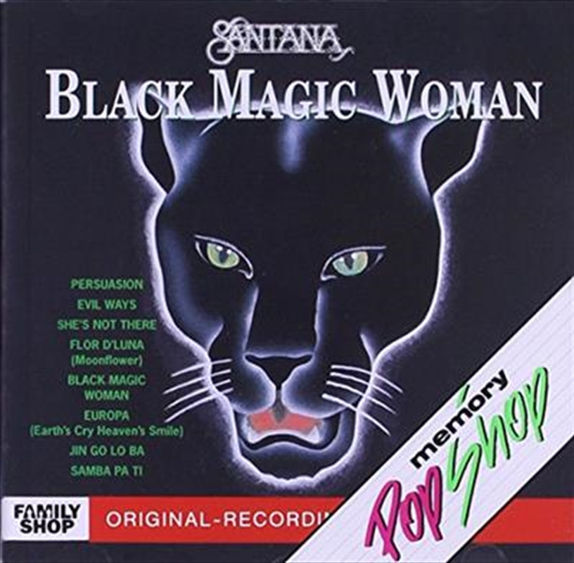 Black Magic Woman | CD
