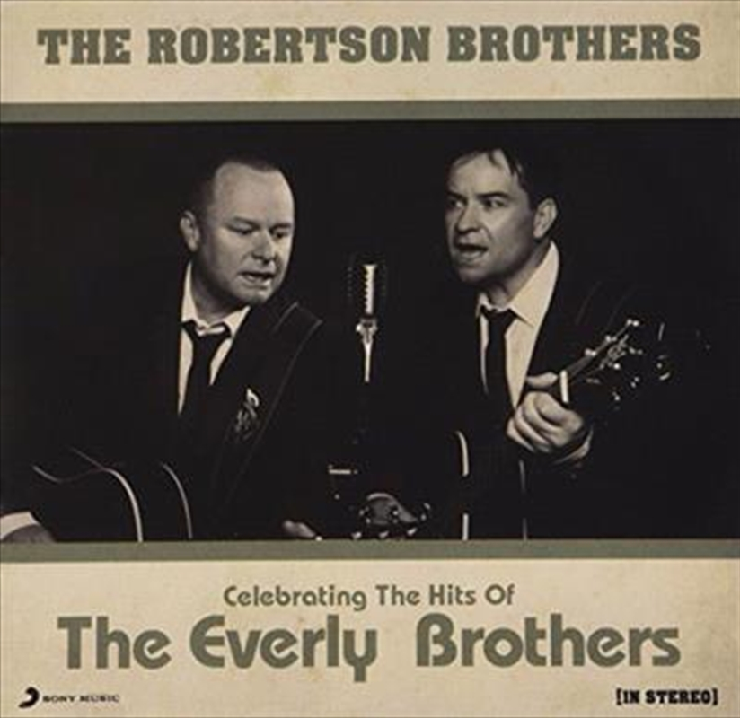 Celebrating The Hits Of The Everly Brothers | CD