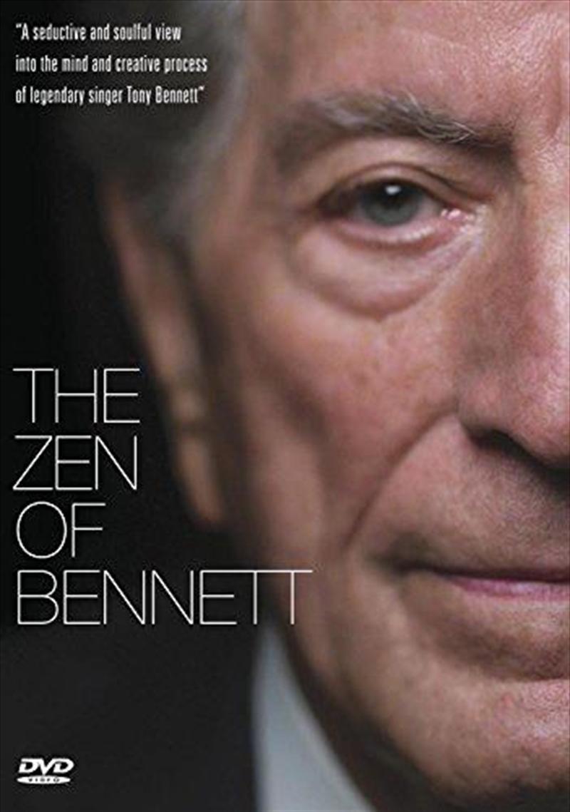Zen Of Bennett   DVD