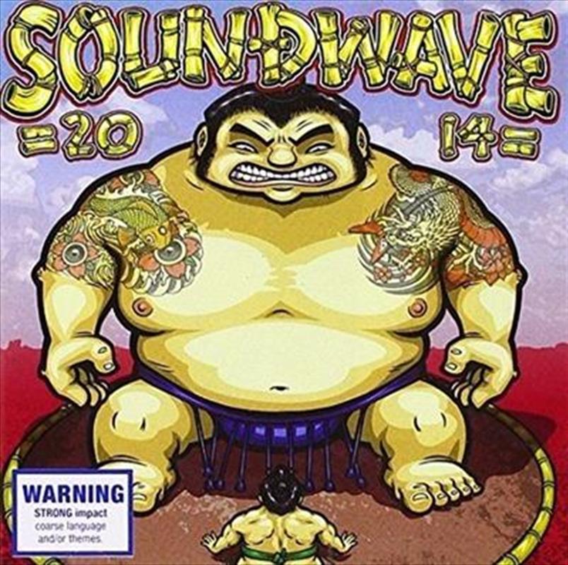 Soundwave 2014   CD