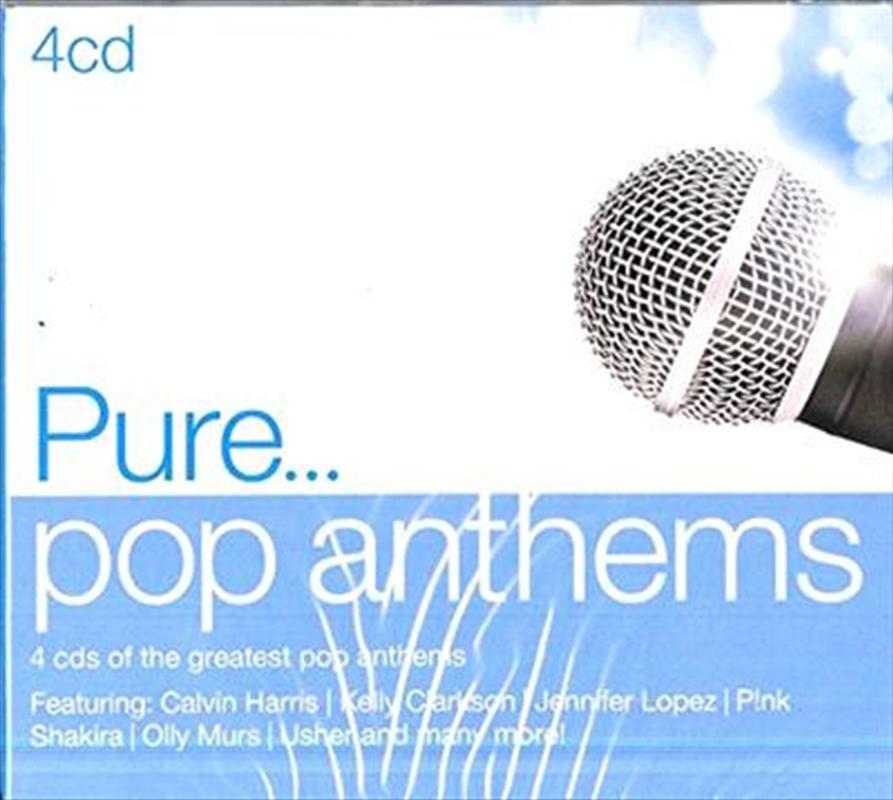Pure... Pop Anthems | CD