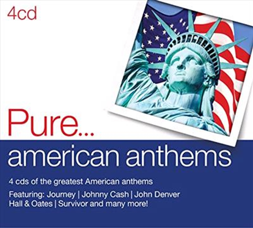 Pure... American Anthems | CD